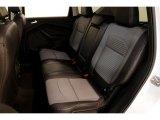 2019 Ford Escape SE 4WD Rear Seat