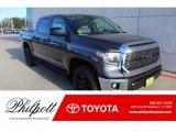 2020 Magnetic Gray Metallic Toyota Tundra TSS Off Road CrewMax 4x4 #136270325