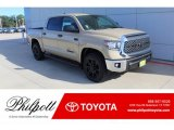 2020 Quicksand Toyota Tundra TSS Off Road CrewMax 4x4 #136270324