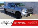 2020 Silver Sky Metallic Toyota Tundra TSS Off Road CrewMax 4x4 #136270323