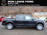 2020 Agate Black Ford F150 XLT SuperCrew 4x4 #136289152