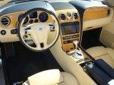 2010 Bentley Continental GTC Interiors