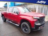2020 Cajun Red Tintcoat Chevrolet Silverado 1500 LT Trail Boss Crew Cab 4x4 #136289313