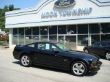 2007 Black Ford Mustang GT Premium Coupe #13611748