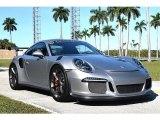 2016 GT Silver Metallic Porsche 911 GT3 RS #136303941