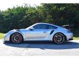 2016 Porsche 911 GT Silver Metallic