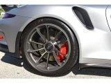 Porsche 911 2016 Wheels and Tires