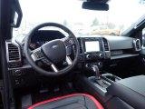 2020 Ford F150 Lariat SuperCrew 4x4 Dashboard