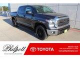 2020 Magnetic Gray Metallic Toyota Tundra TSS Off Road CrewMax #136321890