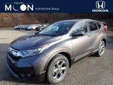 2019 Modern Steel Metallic Honda CR-V EX AWD #136321846
