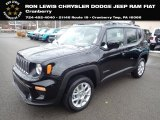 2020 Black Jeep Renegade Latitude 4x4 #136321724