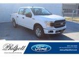 2020 Oxford White Ford F150 XLT SuperCrew #136321886