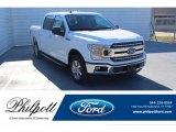 2020 Oxford White Ford F150 XLT SuperCrew #136321885