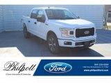 2020 Oxford White Ford F150 STX SuperCrew 4x4 #136321884