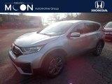 2020 Lunar Silver Metallic Honda CR-V EX-L AWD #136321838