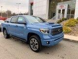 2020 Cavalry Blue Toyota Tundra TRD Sport CrewMax 4x4 #136321753