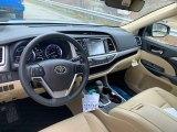 Toyota Highlander Interiors