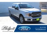 2019 Ingot Silver Ford F150 XLT SuperCrew #136321876