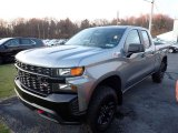 2020 Chevrolet Silverado 1500 Custom Trail Boss Double Cab 4x4