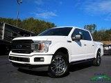 2020 Oxford White Ford F150 XLT SuperCrew 4x4 #136321650