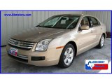 2008 Dune Pearl Metallic Ford Fusion SE V6 #13620060