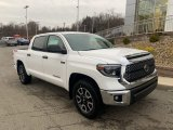 2020 Super White Toyota Tundra TRD Off Road CrewMax 4x4 #136341994