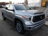 2020 Silver Sky Metallic Toyota Tundra Platinum CrewMax 4x4 #136341992