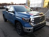 2020 Cavalry Blue Toyota Tundra Limited CrewMax 4x4 #136341991