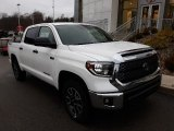 2020 Super White Toyota Tundra TRD Off Road CrewMax 4x4 #136341942