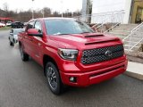 2020 Barcelona Red Metallic Toyota Tundra TRD Sport CrewMax 4x4 #136341941