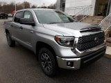 2020 Silver Sky Metallic Toyota Tundra TRD Off Road CrewMax 4x4 #136341940