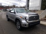 2020 Silver Sky Metallic Toyota Tundra Limited CrewMax 4x4 #136341983