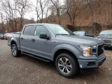 2019 Ford F150 STX SuperCrew 4x4 Data, Info and Specs