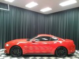 2016 Race Red Ford Mustang GT Coupe #136341874