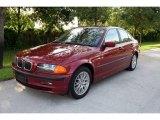 2000 Siena Red Metallic BMW 3 Series 328i Sedan #13612531
