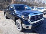 2020 Midnight Black Metallic Toyota Tundra TRD Off Road CrewMax 4x4 #136363945