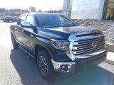 2020 Midnight Black Metallic Toyota Tundra Limited CrewMax 4x4 #136363949