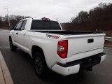 2020 Super White Toyota Tundra SR5 Double Cab 4x4 #136369909