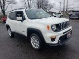2020 Alpine White Jeep Renegade Latitude 4x4 #136369835