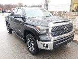 2020 Midnight Black Metallic Toyota Tundra SR5 CrewMax 4x4 #136369906