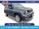 2020 Slate Blue Pearl Jeep Renegade Latitude 4x4 #136369823