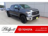 2020 Magnetic Gray Metallic Toyota Tundra TSS Off Road CrewMax 4x4 #136389006
