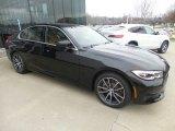 2020 Jet Black BMW 3 Series 330i xDrive Sedan #136389073