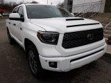 2020 Super White Toyota Tundra TRD Sport CrewMax 4x4 #136388913