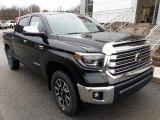 2020 Midnight Black Metallic Toyota Tundra Limited CrewMax 4x4 #136388911