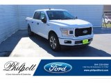2020 Oxford White Ford F150 STX SuperCrew #136406384