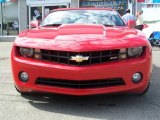 2010 Victory Red Chevrolet Camaro LT/RS Coupe #13601184
