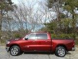 2020 Delmonico Red Pearl Ram 1500 Longhorn Crew Cab 4x4 #136406291