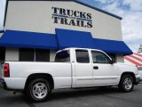 2006 Summit White Chevrolet Silverado 1500 LT Extended Cab #13616855