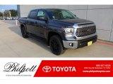 2020 Magnetic Gray Metallic Toyota Tundra TSS Off Road CrewMax 4x4 #136421913